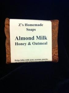 Almond Milk soap