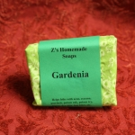 Homemade Z's Gardenia Soap