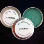 gardenia tin