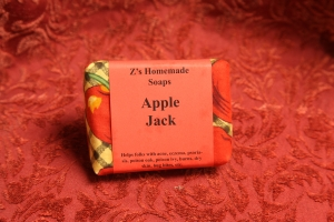 Homemade Z's - Apple Jack Bar
