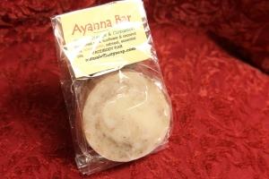 Natural Affinity Ayanna Bar