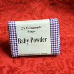 Homemade Zs Baby Powder Soap