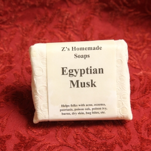 Homemade Zs Egyptian Musk