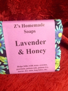 Homemade Zs Lavender & Honey
