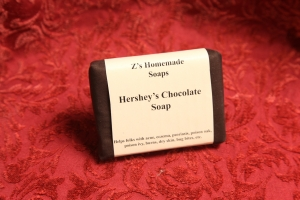 Homemade Zs Chocolate Hershey Soap