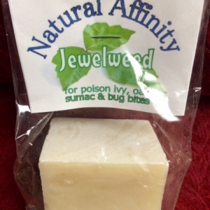 Natural Affinity Soap Jewelweed Bar