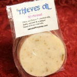 Nature Affinity Soap Thieves Oil Soap