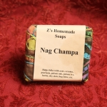 Homemade Zs Nag Champ Soap