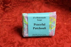 Homemade Zs Peaceful Patchouli