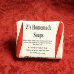 Homemade Zs Peppermint Soap