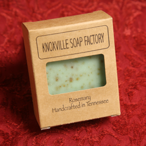 knoxville soap factory rosemary bar