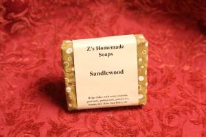 Homemade Zs Sandalwood