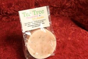 Natural Affinity Tea Tree Bar