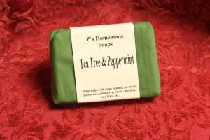 Homemade Zs Tea Tree & Peppermint